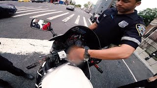 POLICE OVERREACTING ? | COOL & ANGRY COPS | BIKERS vs POLICE [Episode 32]