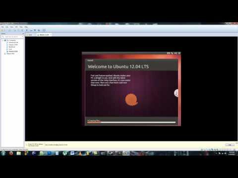 How to use VMware to Virtually Install Ubuntu on Windows 7