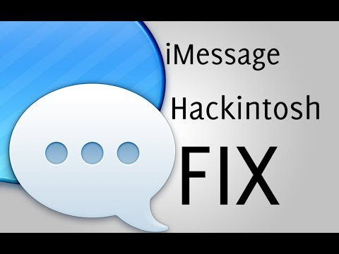 Fix iMessage/FaceTime activation fail on Hackintosh (Chameleon bootloader)