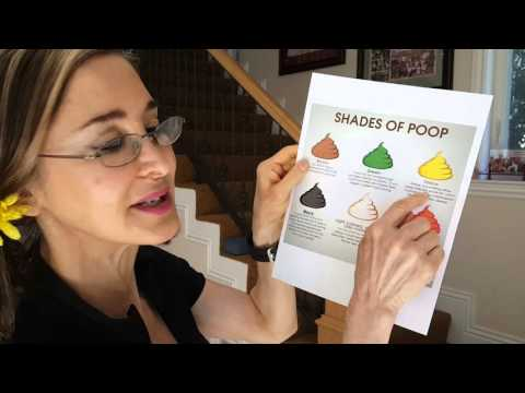 What does My Color of Poop Mean?  Nurse Hatty, Caring for You