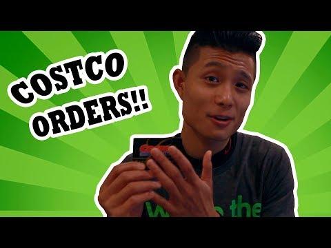 Instacart - Costco Orders