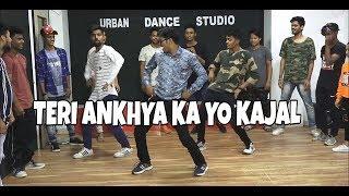 teri ankhya ka yo kajal   Dance   Shyam Pandey   choreography by Rishabh pokhriyal@
