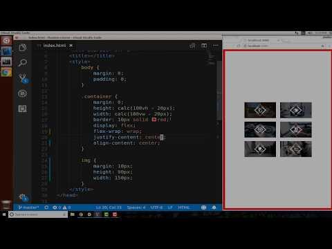 Align Items vs Align Content in Flexbox