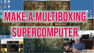 40-boxing Sulfuron without dedicated heals! New method