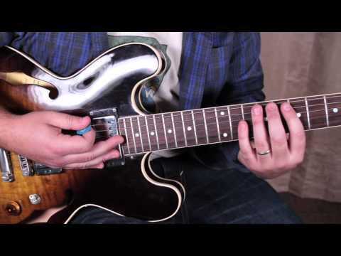 Guitar Scales Lesson - Minor Pentatonic Scale w Root on