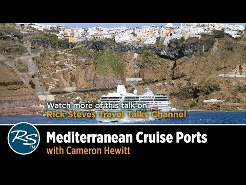 Mediterranean Cruise Ports: Strategizing Time in Port