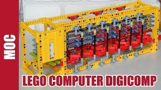 Lego Computer : Digicomp by Nico71