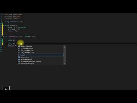 Beginner C++ tutorial 27 (References)