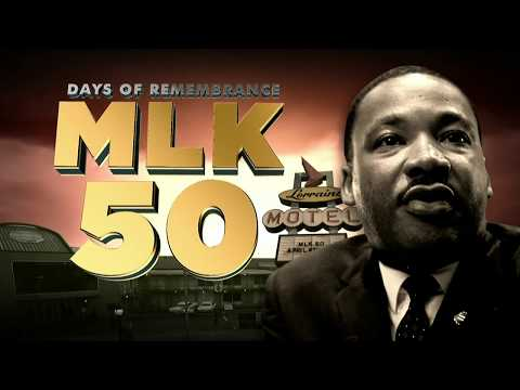 4.4.18: #MLK50: Live from the National Civil Rights Museum, formerly the Lorraine Motel