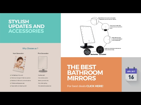 The Best Bathroom Mirrors Stylish Updates And Accessories