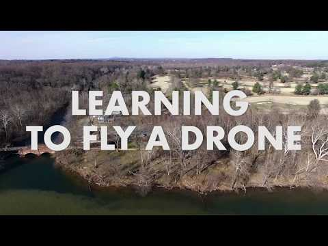 Learn How to Fly a drone Phantom 3 Professional Quadcopter tips