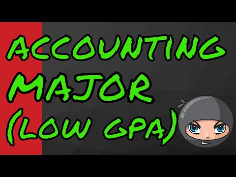 Accounting Job with Low GPA | CPA Reviewed #33