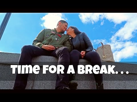RELEVING STRESS IN A RELATIONSHIP | TAKING A BREAK | ABU EP.8