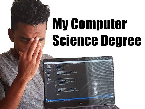 My Computer Science degree - Not worth the cost