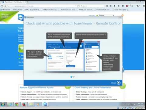 How to Install TeamViewer 10 for Windows 7 8 10