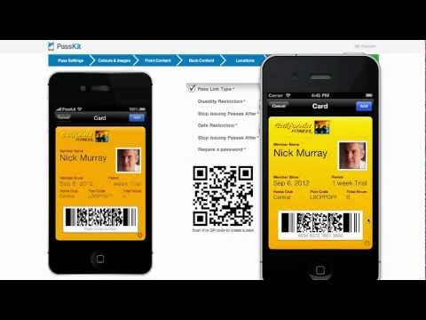 Creating a Passbook Pass in less than 5 minutes using Pass Designer
