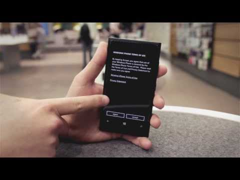 EE -- Nokia Lumia 920, 1020, 925 and 820 -- Set up your phone