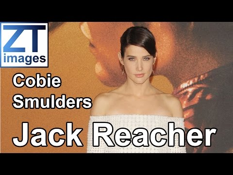 Cobie Smulders at the film premiere Jack Reacher: Never Go Back in London, UK.