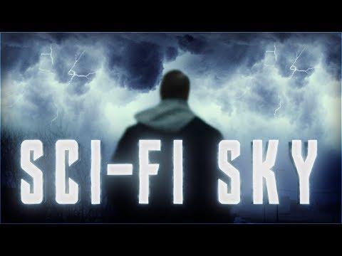 Make an Apocalyptic Style Sky!