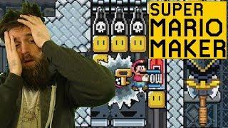 My Mind Is Melting, Send Help // Super Expert No Skip [#37] [super Mario Maker]