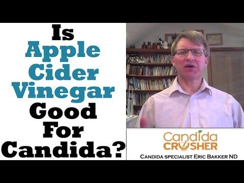 Apple Cider Vinegar For Yeast Infection: Is Apple Cider Vinegar Good For Candida?