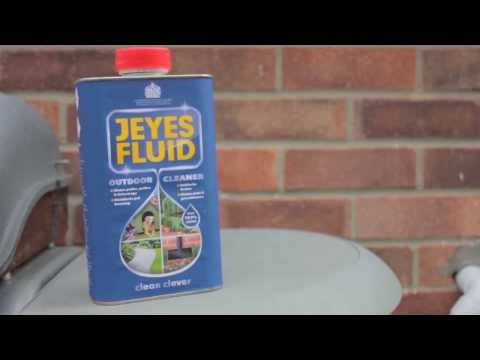 How to use Jeyes Fluid to unblock drains