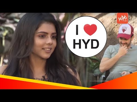 Akhil Hello Telugu Movie Heroine Kalyani Priyadarshan About Tollywood & Hyderabad | YOYO TV Channel