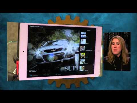 Get Free Magazines On Your iPad: iPad Today 180