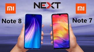 مقارنة Note 8 vs Note 7