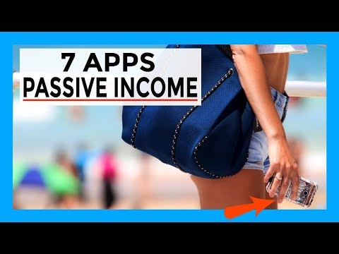 7 APPS TO MAKE MONEY & EARN PASSIVE INCOME