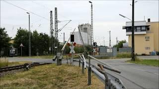 "Bahnübergang München ""Lerchenstraße"""
