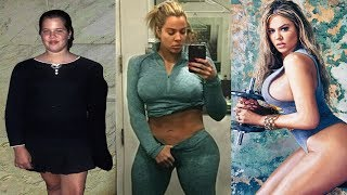 Khloé Kardashian Transformation 2018   From 1 To 33 Years Old