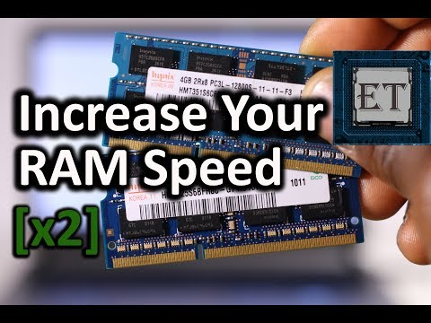 How to Increase Your RAM Speed For Free | Windows 10, 8, 7 (2018)