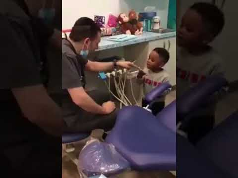 I give this chairside dental magic trick two glowing thumbs ups!