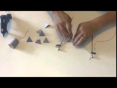 How To Make An Easy Cake Bunting Topper