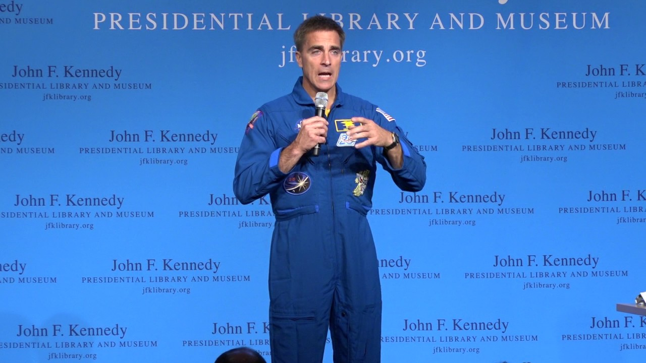 Astronaut Chris Cassidy on living in space and future NASA missions