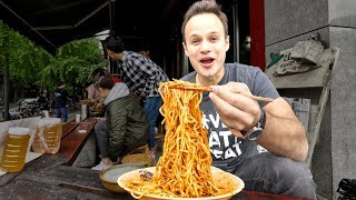 Download Chinese Street Food DAN DAN NOODLE Tour in Sichuan, China | INSANELY GOOD and SPICY Szechuan Noodles Video