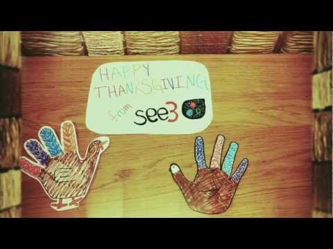 Happy Thanksgiving from See3