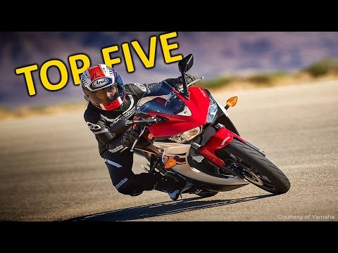 Top 5 Beginner motorcycles for different riders!