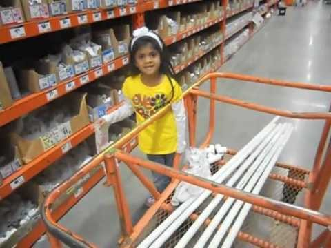 How to build a soccer goal ... by divya