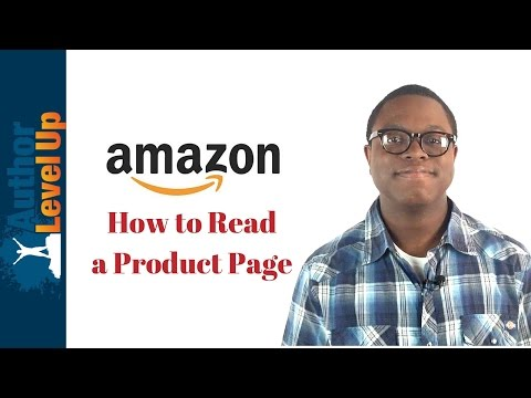 How to Read an Amazon Product Page
