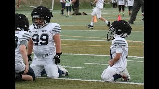 Little Brother Goes To Big Brothers Football Practice | Ep. 40 | TigerFamilyLife~