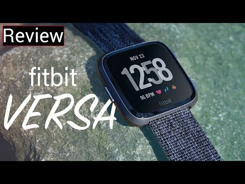Fitbit Versa Review - It Does Exactly What It Needs To Do