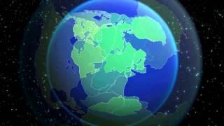 Download ″Continental Drift Pangea Final″ Pangea Plate Tectonics (english version) Video