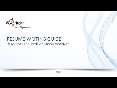Resume Guide Overview