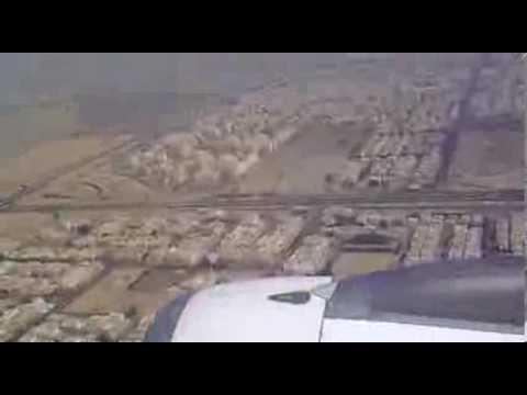 saudi arabian airlines landing in jeddah
