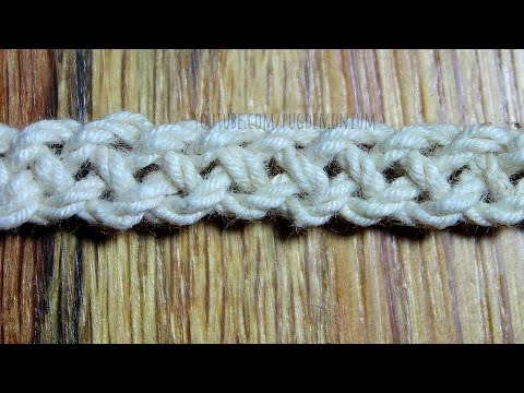 How to: 4 Strand (Flat) Braid