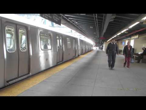 Subway of New York - Brooklyn