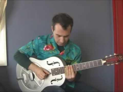 Slide Guitar Lesson 1 - Choosing your Slide! by Dan Green