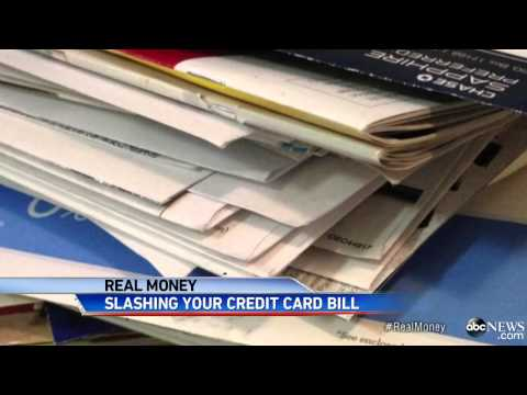 Lowering Your Credit Card Interest Rate